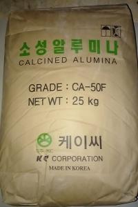 Hóa Chất Calcined Alumina CA-50F